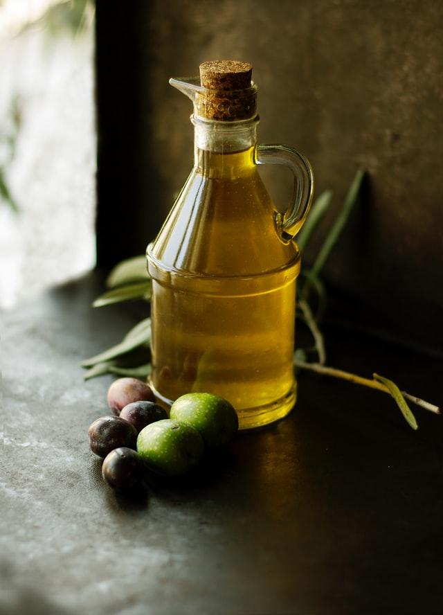 Profitez des bienfaits de l'huile d'olive